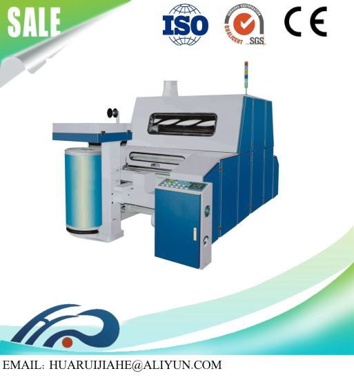 2018 New Factory Sale Cotton Processing Textile Machine/ Cotton Waste  Carding Machine/ Cotton Worsted Yarn Combing Machine Google Made in China