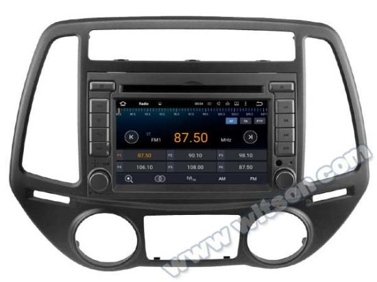 Witson Android 5.1 Car DVD GPS for Hyundai I20 pictures & photos