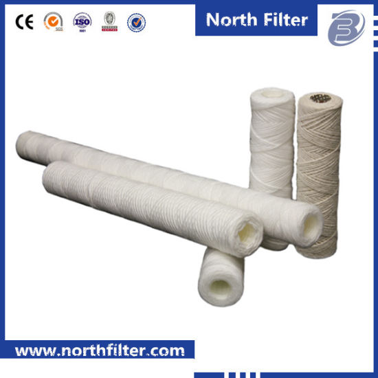 Wire Wound Water Filter Element From China Supplier pictures & photos