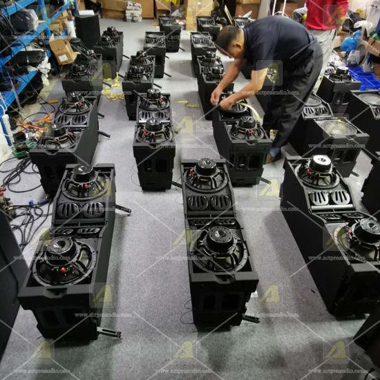 Vtx V20 Dual 10 Inch Line Array Speaker Jbl Style Loudspeaker V25 Double 15 Inch Line Array PRO Audio Factory