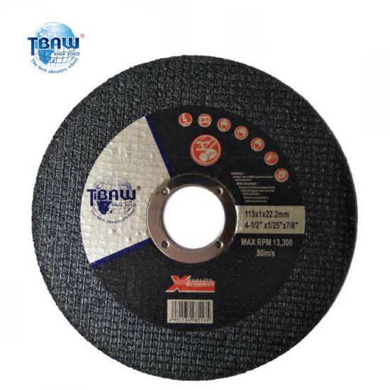 115mm Stainless Steel Cut-off Wheel