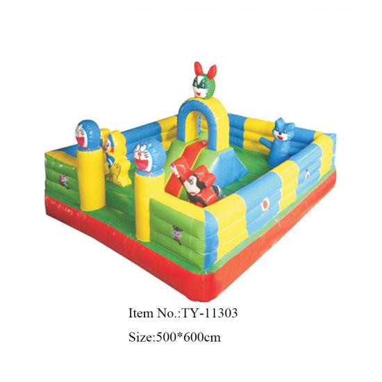 Cheap Inflatable Bouncer, Best Selling Inflatable Castle (TY-11303) pictures & photos