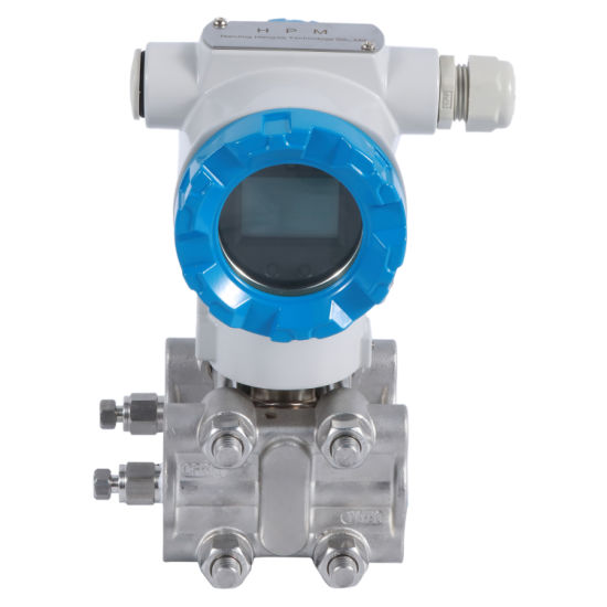 High Stable Monosilicon Differential Pressure Transmitter