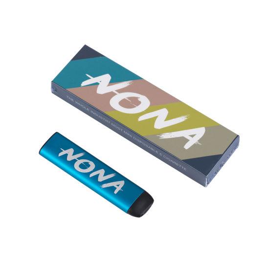 Disposable Mini Vape Pen Disposable Pod E-Cigarettes Vapor Starter Kits
