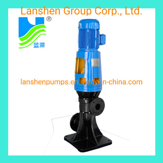 WL Vertical Sewage Pump pictures & photos