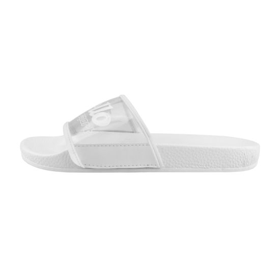 China OEM Women′s Sandals White and