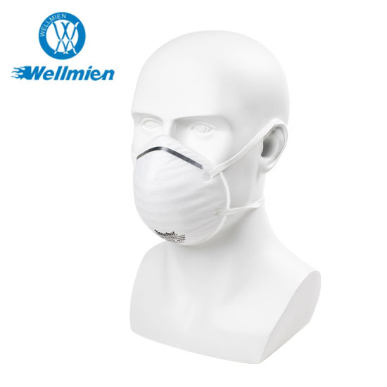 With Protective N95 Breathing Anti Safety Dust Valve Surgical Face Respirator Mask