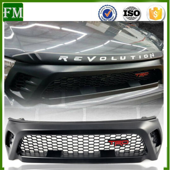 Toyota Hilux Revo 2015-2018 Pickup Front Grille Grill