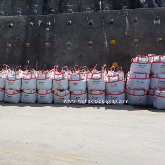 Super Sack Bag for Sand Cement Stone 1 Ton