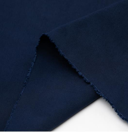 Tc 80/20 Polyester Cotton Plain Fabric Washed for Work-Wear