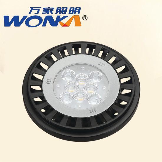 12-24V 3000K Dimmable LED Lamp PAR36 Spotlight for Outdoor Lighting