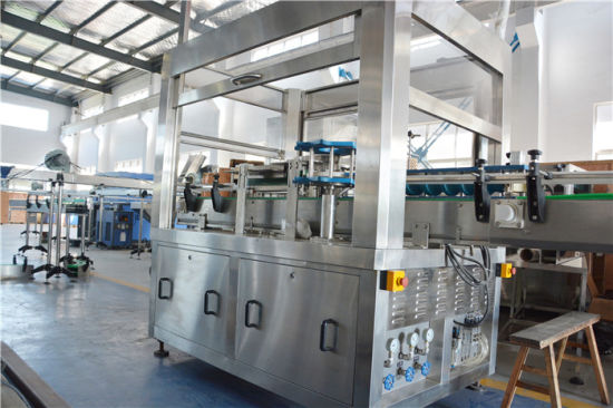 Hot Melt Glue Labeling Machine / Equipment