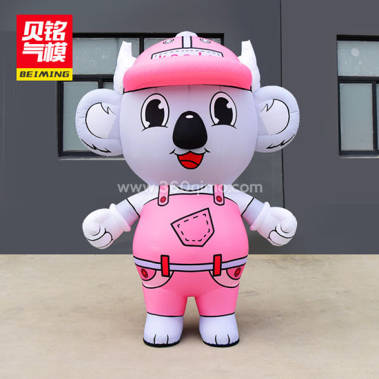 Customized Pink White Koalas Bear Inflatable Costume for Entertaiment pictures & photos