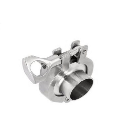Stainless Steel Casting Heavy Duty Sanitary Clamp /Food Grade Sanitary Clamp Fittings pictures & photos