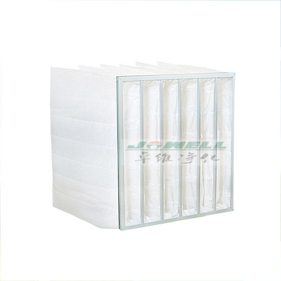 30736d667aa China Merv15 F9 White Bag Filter for Air Conditioner - China Pocket ...