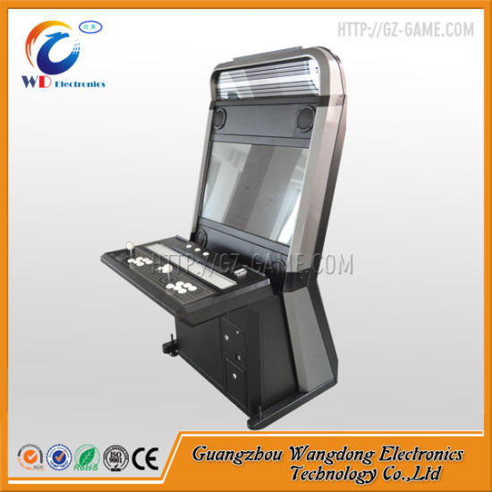 Indoor Amusement Empty Arcade Cabinet Machine pictures & photos