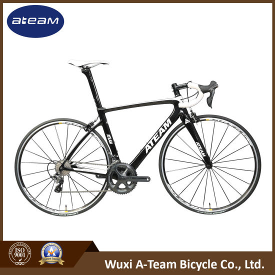 China 700c Carbon Fiber Frame Racing Bike Men Road Bike Custom ...