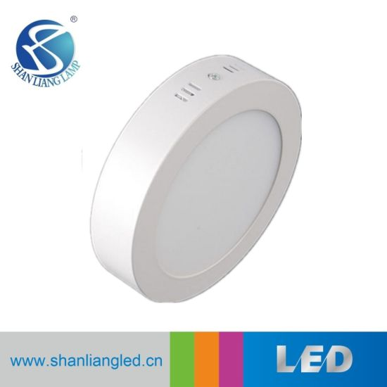 12W Surface Mounted Square LED Panel Light LED Ceiling Lamp pictures & photos