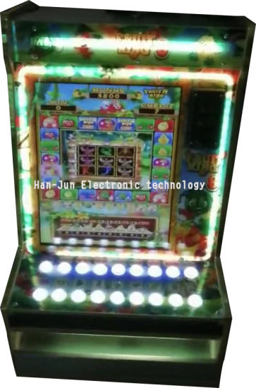 Fruit King 1/2/3/4/8 LCD Wholesale Arcade Video Slot Game Popular in South Ameraica