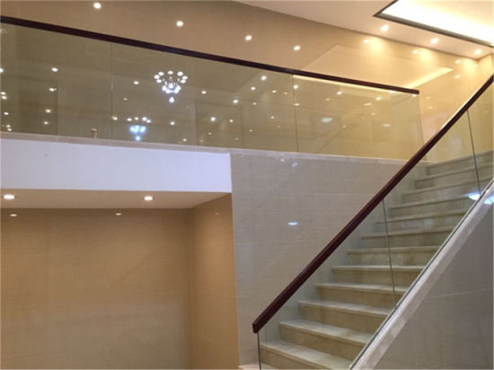 Diy Portable Handrails : China portable diy tempered glass panels wooden deaign