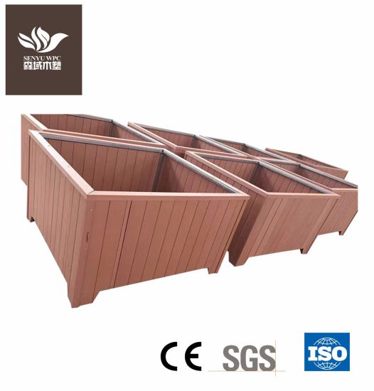 Factory Price WPC Decking for Flower Box