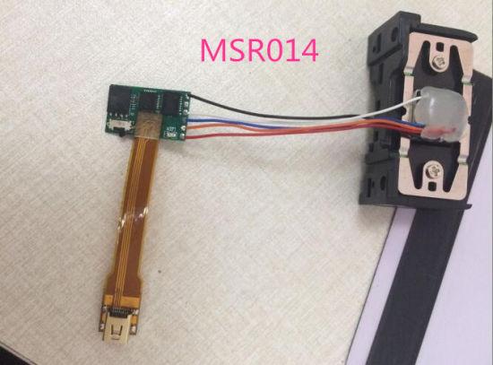 China Msr009 Msr014 Msr010 1mm Thin Card Reader 3mm 1mm 1 2