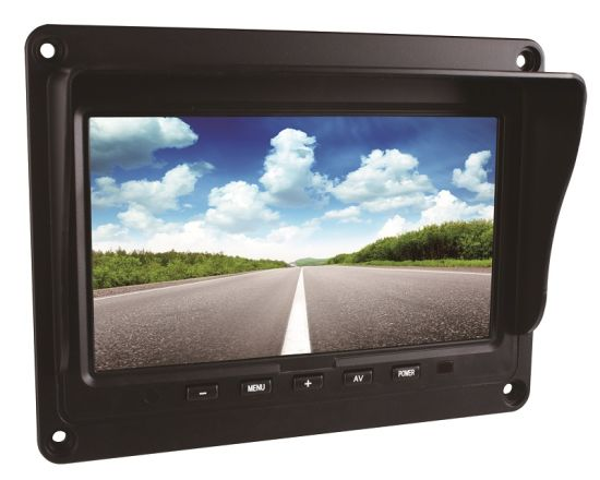 Car DVR Digital Video Recorder with Camera and Monitor pictures & photos