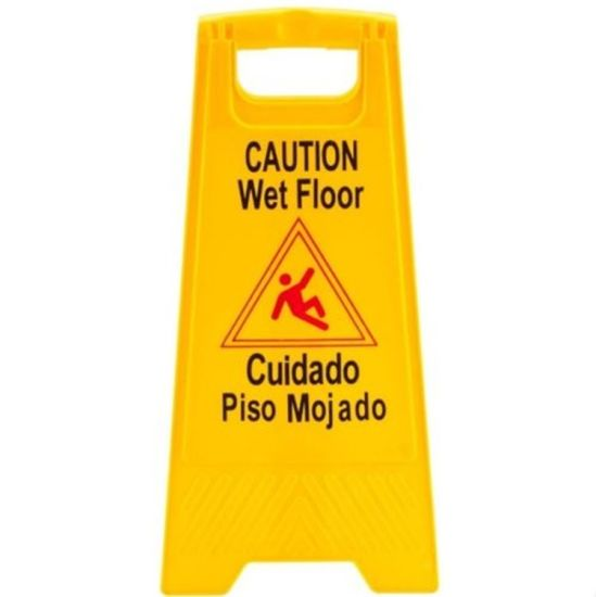China High Quality Caution Safety Plastic Yellow Warning