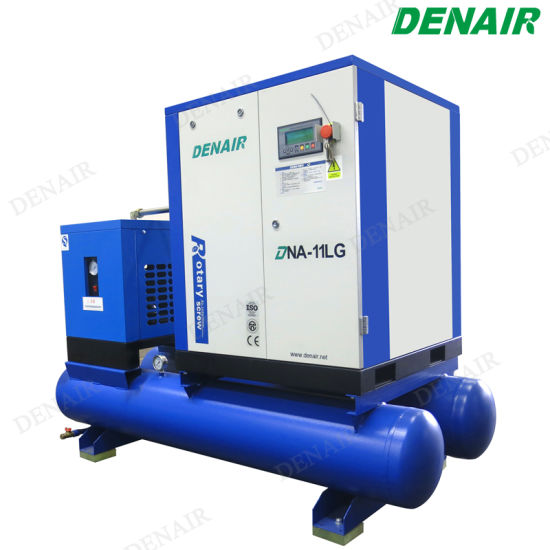 All Features Screw Air Compressor pictures & photos