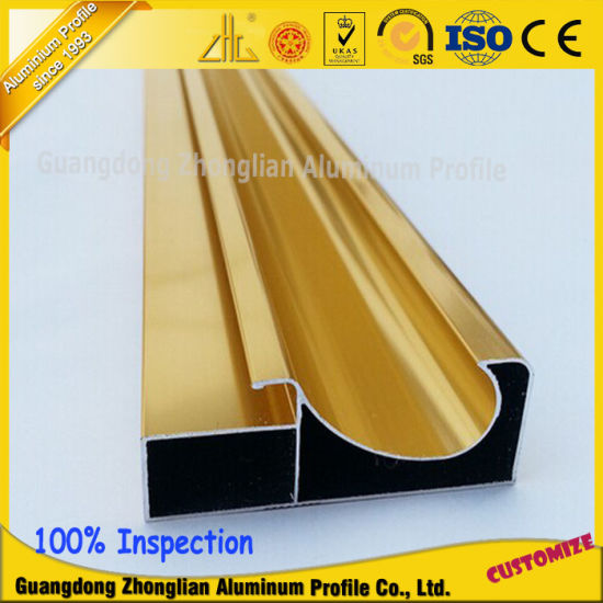 High Quality Anodizing Modern Kitchen Cabinets for Kitchen Furniture pictures & photos