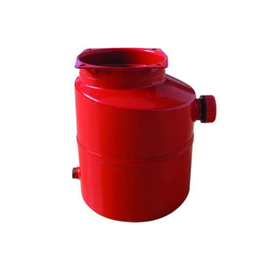 OEM 4L Hydraulic Steel Oil Storage Tank for Power Pump Packs