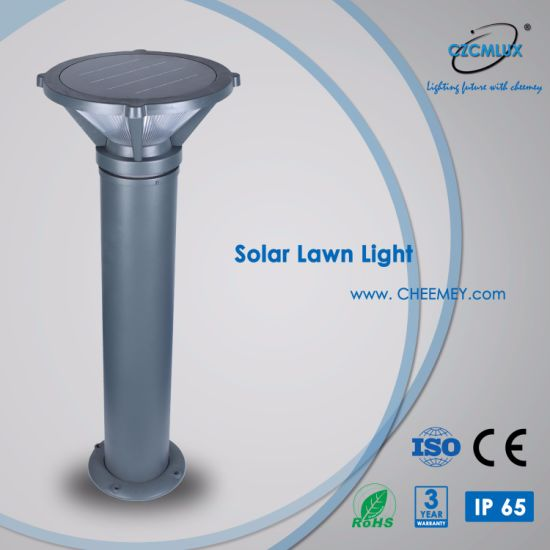 4W High Brightness LED Outdoor Solar Lawn Light for Garden