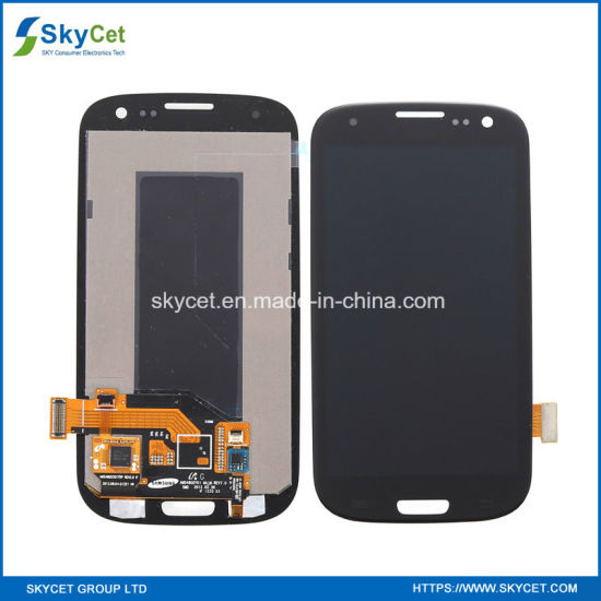 Chinese Cell Phone Touch Screen for Samsung Galaxy S3 LCD Display pictures & photos