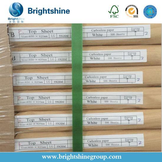 50-55g Blue Image Carbonless Paper Price
