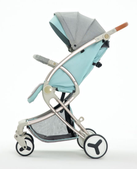 New Design Luxury Fold Baby Pram with Ce Certificate
