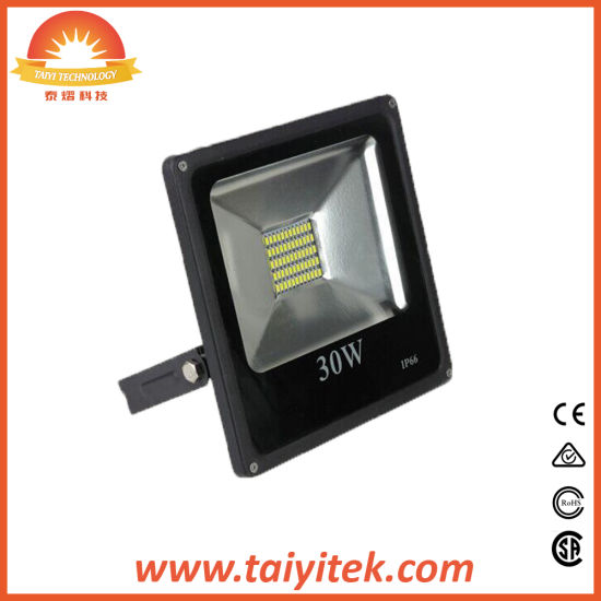 Outdoor Waterproof Square Bk LED Flood Light 20W 30W 50W 70W 100W pictures & photos