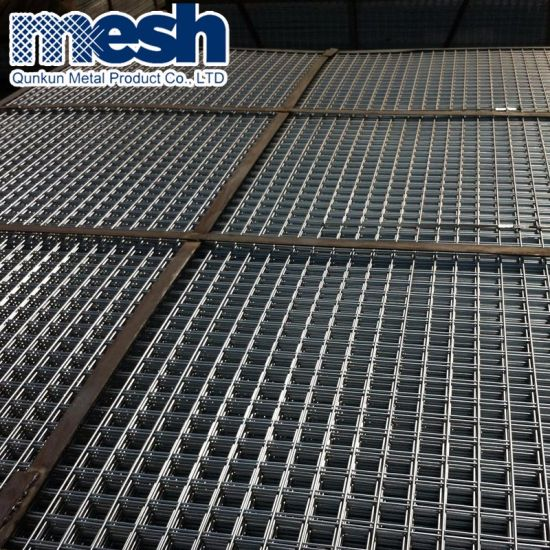 Galvanized Welded Wire Mesh Panel in China Market - China Welded ...