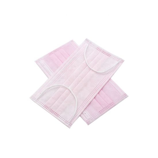 En14683 PP 3ply Disposable Medic Pack Price of Medical Surgical Face Mask