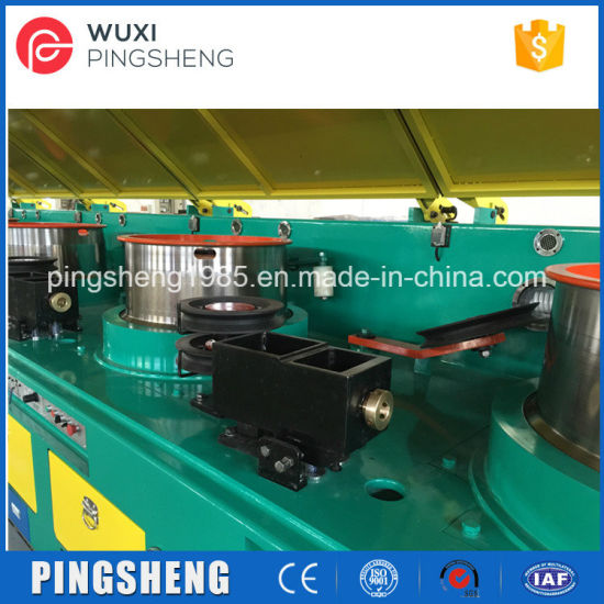 High Quality Fine Dry Type Wire Drawing Machine in Wuxi pictures & photos