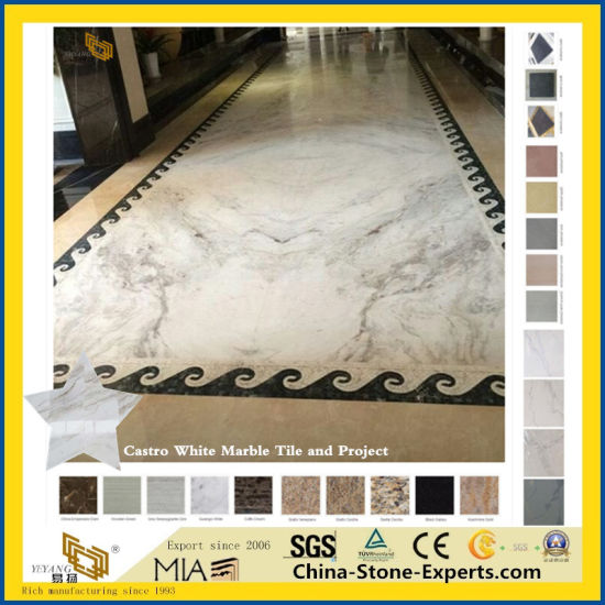 Narural Polished White/Black/Grey/Marble/Granite/Quartz/Slate/Travertine/Sandstone/Roof/Mosaic Stone Tile for Kitchen/Bathroom/Wall/Flooring/Building Material pictures & photos