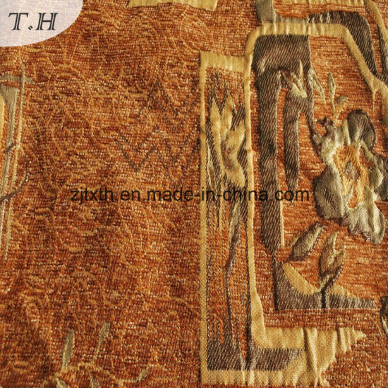China 2017 Chenille Jacquard Weaving by Diverse Mixed