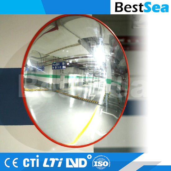 Manufacture China Unbreakable Traffic Safety Stainless Steel Convex Mirror pictures & photos