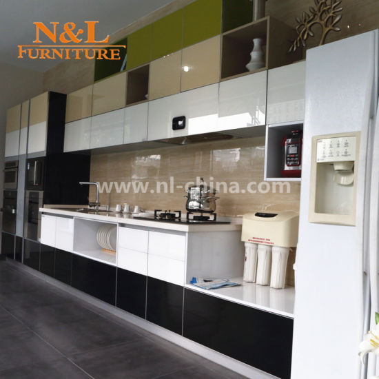 Top Quality High Gloss Lacquer Kitchen Cabinet Doors Designs & China Top Quality High Gloss Lacquer Kitchen Cabinet Doors Designs ...