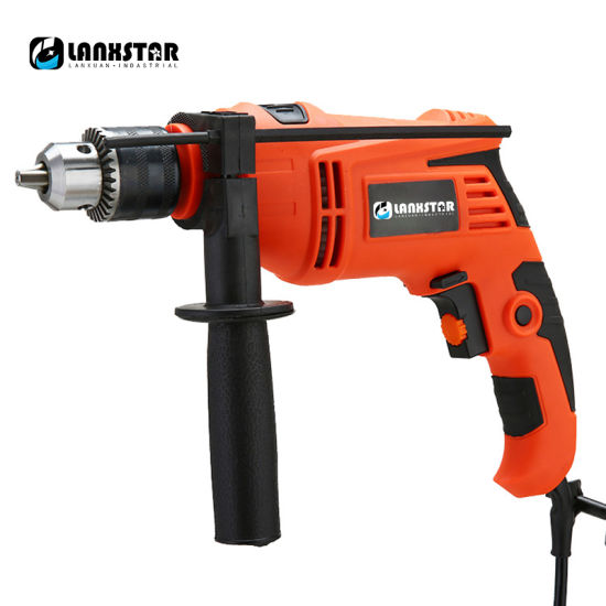 Hammer Tool Drills Dual-Purpose Multifunction 880W Variable Speed Electric Impact Drill