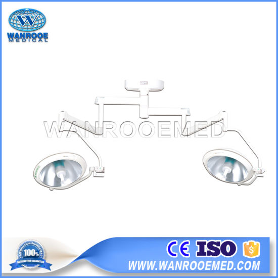 Akl 500/500-III Hospital Medical Operating Equipment Shadowless LED Surgical Lamp