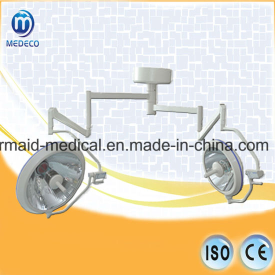 Operation /Surgical Halogen Shadowless Light (XYX-F500/500 Chinese arm ECOA030) pictures & photos