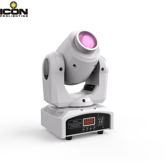 Mini Small Gobo LED Moving Head for Stage Disco Lighting