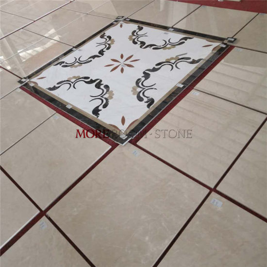 Commercial And Residential Choice Marble Waterjet Medallion For Flooring Design
