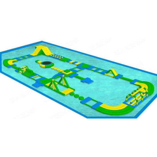 High Quality Entertainment Inflatable Water Park for Game pictures & photos