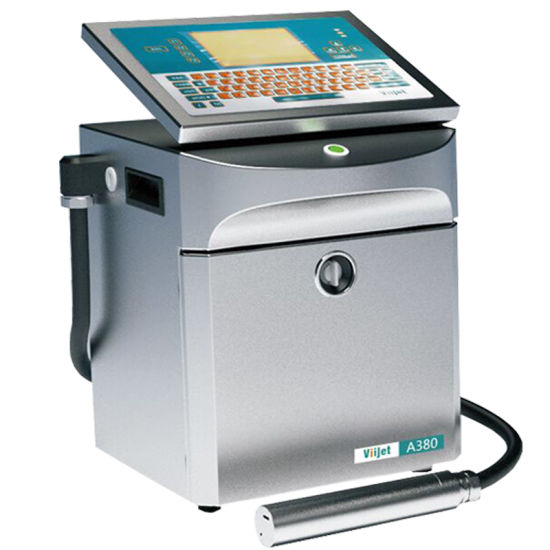 Micro (small) Character Ink-Jet Printer Inkjet Printing Machine Printer for Product Day Printing (WEIEJET-A380)